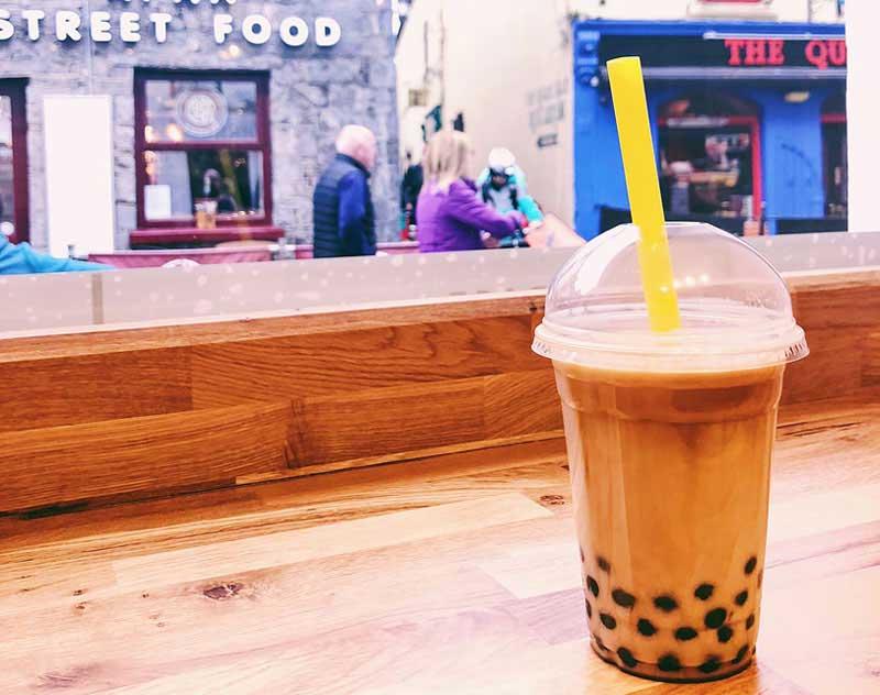 Bubble Tea from Jianbing Bar